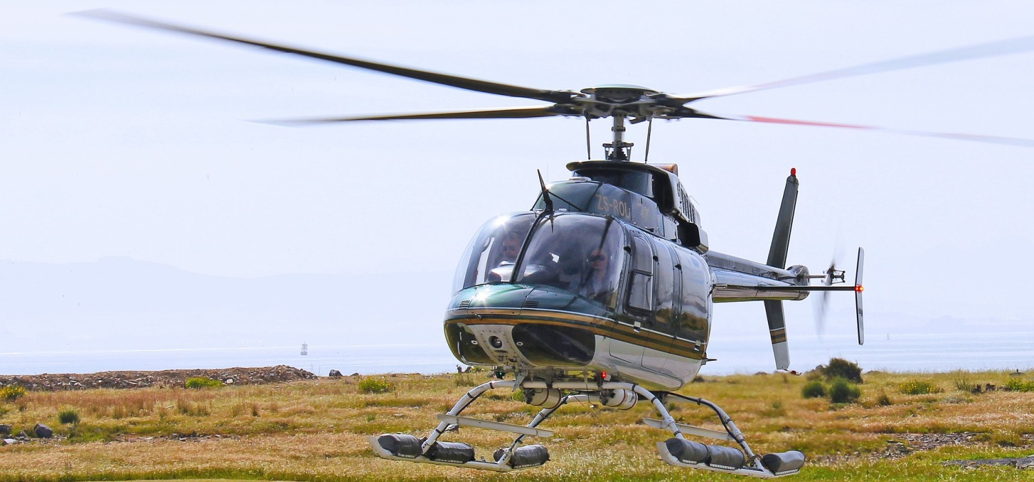 Star Camping & Helicopter Safaris with Origins Safaris